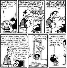 Quino | Mafalda