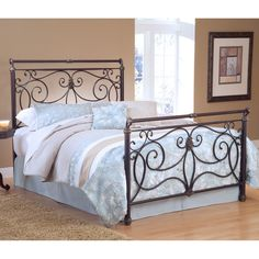 Hillsdale Brady Sleigh Bed | from hayneedle.com