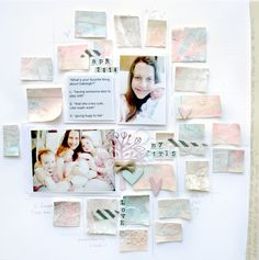 A Patchwork of Possibilities created by Ashli for the Simon Says Stamp blog using Simon Exclusives.  May 2014