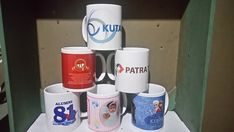 Cetak mug murah Custom Mugs, Digital, Tableware, Souvenir, Dinnerware, Tablewares, Dishes, Place Settings