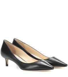 Commandez Escarpins en cuir Romy 40 dans une des plus importantes boutiques de mode en ligne.  Livraison rapide. Paiement sécurisé.