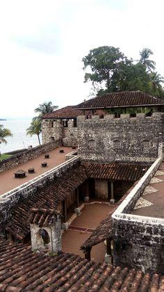Castillo de San Felipe, Guatemala 💖
