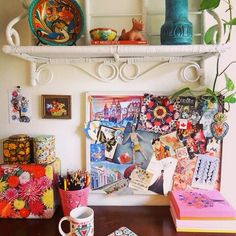 My studio/space to create