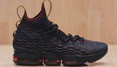 837ff62538b9cf Nike LeBron 15 New Heights Release Date - Sneaker Bar Detroit