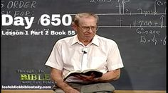 650: The End of All Things is at Hand - Part 2 - Lesson 1 Part 2 Book 55