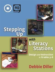Literacy work stations for 3-6