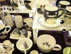 Totoro galore !!! ❤️