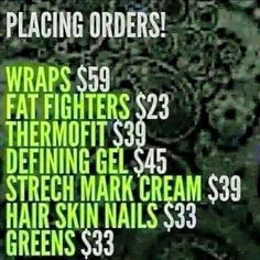 It Works' Deals today till midnight (central time, Tues. 6/30/15).  This is loyalty pricing (usually requires 3 mo comittment).  Or get these prices all the time (plus shpg & tax) all the time as a loyal customer.  http://www.123gogreensgo.myitworks.com, call 9312000391 or email me at 123gogreensgo@gmail.com.  I look forward to helping you meet your health, wellness and weight loss goals!