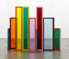 Liam Gillick, Intermodal Elevation, (2015). Image: Courtesy of the artist and Kerlin Gallery, Dublin.