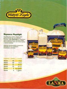 Una línea completa de Mayonesas, aderezos, aderezos tipo mayonesa, mostaza y otras preparaciones culinariass: Mayonesa Hellmanns de Guatemala, Mayonesa B en galón y medio galón, Mayonesa pura light MAYOLIGHT, Mayonesa Regia, aderezo tipo mayonesa Gourmet y otras mayonesas de calidad de Guatemala.  También llevamos Mostaza en galón y medio galón, de las marcas: Regia, Ana Belly y B de Guatemala.  LLamenos o escríbanos:  www.comprabien.supersitio.net  Teléfonos: 40866650 y 24730581.