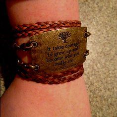 Cute bracelet:)
