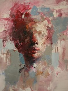 by Artist Ryan Hewett Abstract Portrait, Portrait Art, Portraits, Figure Painting, Painting & Drawing, Paintings I Love, Art Sketchbook, Face Art, Picasso