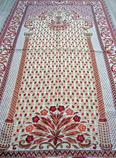 New Islamic Prayer Rug - Prayer CARPET - Mat Namaz Salat Musallah Seccade