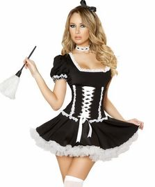 Mischievous Maid Sexy Costume