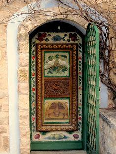 Tzafas, Israel~ Photo Doorway to Heaven by motiseid, via Flickr