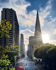 Transamerica Pyramid, San Francisco Skyline, Travel, Viajes, Destinations, Traveling, Trips