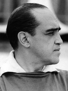 Arquiteto Oscar Niemeyer em retrato feito no Rio de Janeiro, em 20 de dezembro de 1967