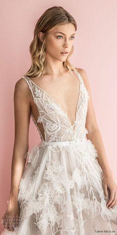 Liron Meyzan 2018 Wedding Dresses #weddingdress; #bridalgown