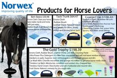 This flyer was made by a rancher who also sells Norwex. I showed this at a party and one of the ladies said, Oh, I already use those products in my barn! My point? They must work if people are figuring it out for themselves.