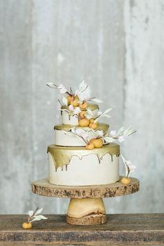 Wedding Cake Tips + Recipe From Emily Lael Aumiller