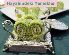 Turkish Delight with Spinach Turkish Delight, Spinach, Tart, Buffet, Deserts, Good Food, Meals, Cookies, Ethnic Recipes