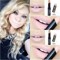 I'm your seller wearing la girl !! Ooh la la La girl lipstick Makeup Lipstick