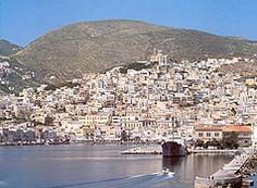 Syros, Greece......One of the most beautiful places on earth!