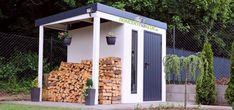 Záhradné domčeky na kľúč Outdoor Pergola, Outdoor Decor, Shed, Outdoor Structures, Garden, Home Decor, Homemade Home Decor, Garten, Backyard Sheds
