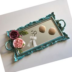 Decorative Plates, Projects To Try, Wedding Decorations, Hair Beauty, Gift Wrapping, Engagement, Weddings, Frame, Glass