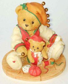 cherished teddies meri -