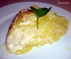 Pečené vrstvené zemiaky (fotorecept) - Recept Lasagna, Ale, Ethnic Recipes, Food, Ale Beer, Essen, Meals, Yemek, Lasagne
