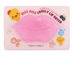 [Tonymoly] 1/2/3 Blueberry Lip Gel Patch Korean cosmetic Lip care patch #ETUDEHOUSE