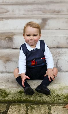 príncipe george so cute,