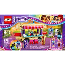 Friends Amusement Park Hot Dog Van, #41129