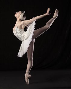 Beckanne Sisk Лебединое озеро.Swan Lake : Ballet West