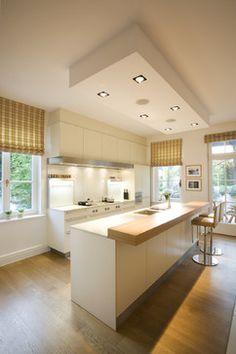 46 veces he visto estas radiantes cocinas minimalistas. Luxury Kitchen Design, Kitchen Room Design, Kitchen Sets, Home Decor Kitchen, Kitchen Living, Kitchen Interior, Home Kitchens, Interior Doors, Küchen Design
