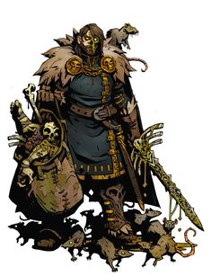 ArtStation - Crowley, the Plague Baron - Brutality Board Game Character, Kory Lynn Hubbell Game Character, Character Concept, Character Design References, Concept Art, Fantasy Rpg, Dark Fantasy, Dnd Characters, Fantasy Characters, Fantasy Inspiration
