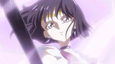 Sailor Saturn- Sailor Moon Crystal