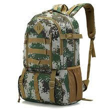 Fashion Military Men Backpack 3D Camouflage travel Backpack male Rucksack Bagpack Waterproof Mountaineering Bag Luggage bag CX32 //FREE Shipping Worldwide //