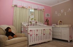 Modern Baby Room - modern - kids - houston - MN Design by Mauricio Nava