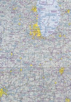 visual flight regulations for Chicago | map of entire US found here: http://vfrmap.com/
