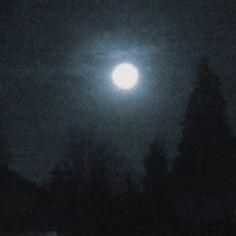 によるInstagramの写真ficklekitten - there is nothing like the hazy moonlit nite -in seattle