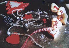 Glutenfree Christmas cookies - Dairy-free Biscuit Donuts, Biscuits, Gluten Free Christmas Cookies, Gingerbread Cookies, Dairy Free, Glutenfree, Desserts, Paleo, Food