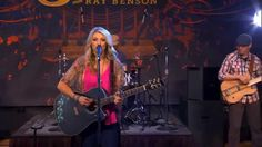 """Charla Corn Performs """"In My Heart"""" on The Texas Music Scene"""