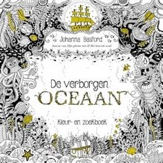 Lost Ocean An Inky Adventure And Coloring Book 10