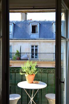 Kim's Small Space in Paris