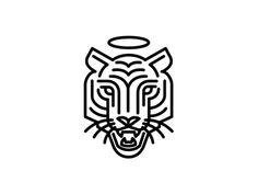 Tiger Logo by Aaron Eiland.