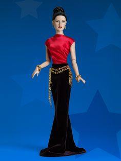 "DIANA PRINCE - 16"" fashion doll"