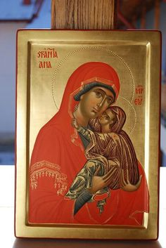 Religious Icons, Religious Art, Byzantine Icons, Mother Mary, Virgin Mary, Ikon, Madonna, Cathedral, Saints