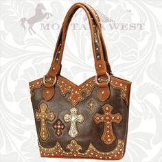 MW-B074_5 Montana West Spiritual Collection Handbag